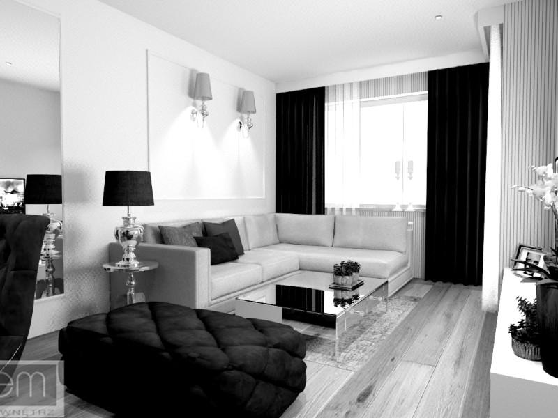Mieszkanie w Szczecinie-projekt